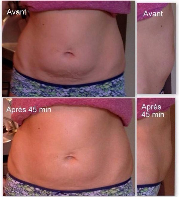 WRAP Minceur IT WORKS <3