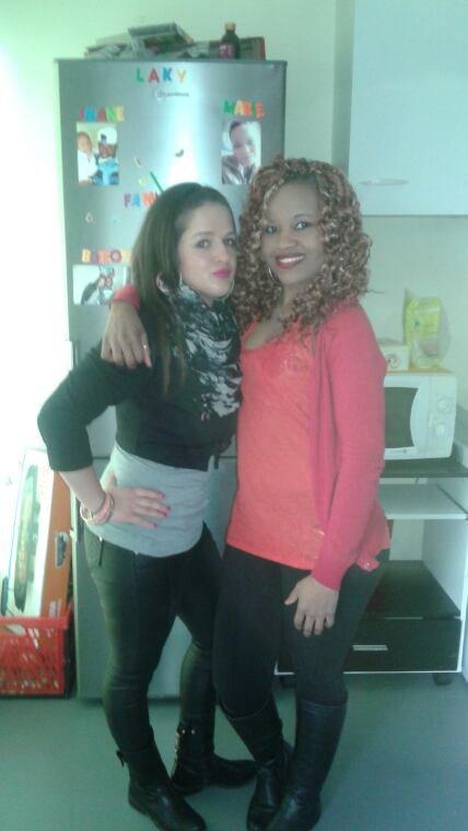 Ma Mélanie et moi