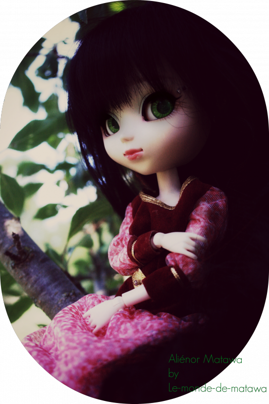 ♀ My First Doll ♀Aliénor Matawa ♀