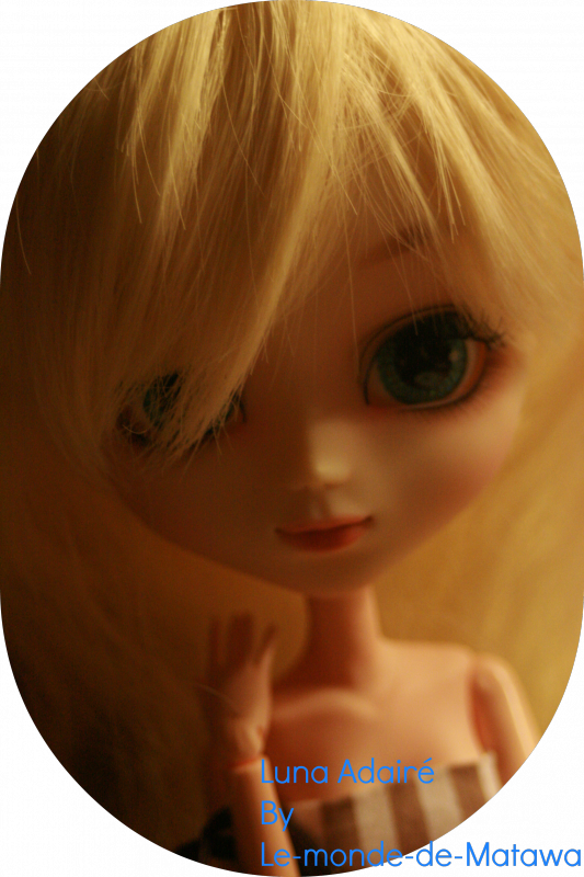 ♀ My second doll ♀ Louna Adairé  ♀