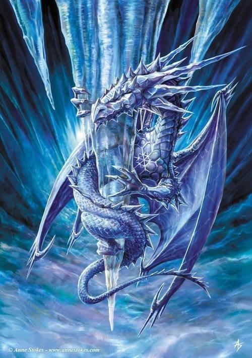 Dragon de glace