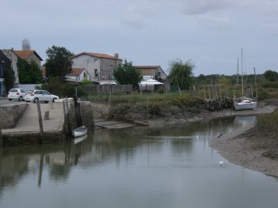 MORNAC/SEUDRE (3)...le port...