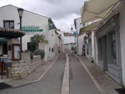 MORNAC/SEUDRE (4)...du port à l'église...