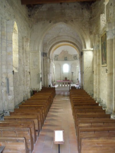 MORNAC/SEUDRE...L' EGLISE (5)