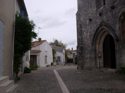 MORNAC/SEUDRE ...l'église(6)