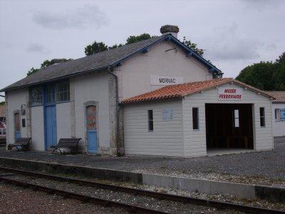 MORNAC/SEUDRE...la gare!...(9)