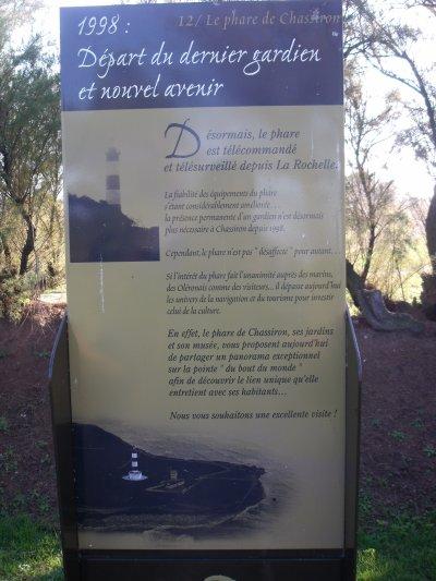 Le phare de Chassiron (1)