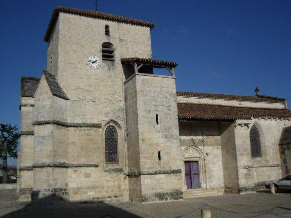 Le Marais Poitevin (1)...Coulon, l'église