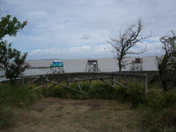 L'île Madame...les carrelets!