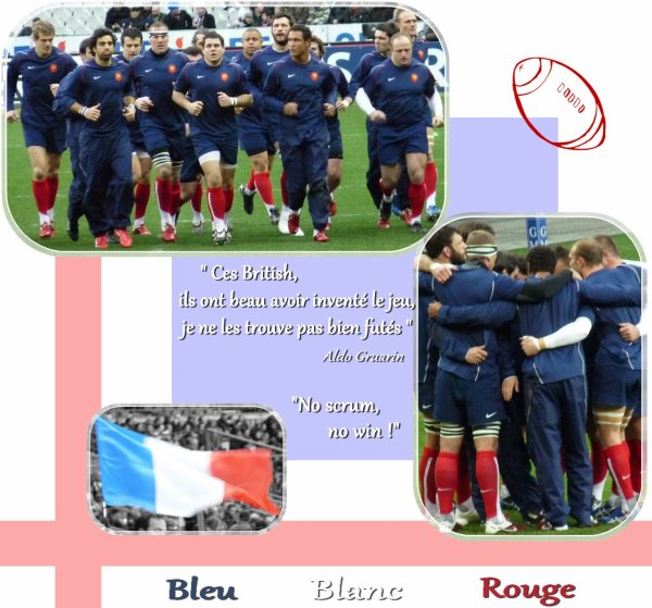 Le Crunch : France / Angleterre