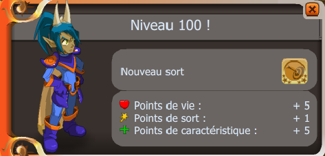 Combat du Up 100