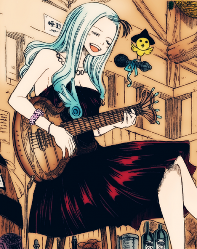 Fairy tail / Thème of Mirajane ♥ (2011)