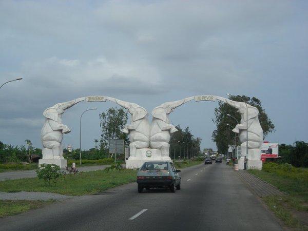 Bienvenue en Côte d'ivoire