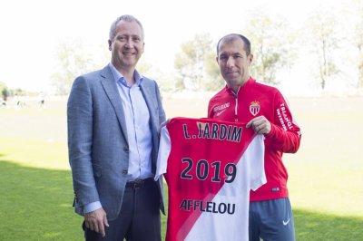 Leonardo Jardim prolonge son contrat