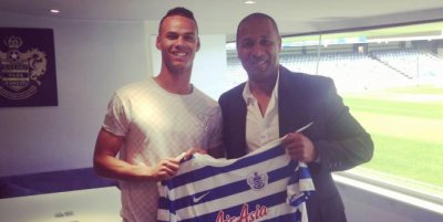 Axel Prohouly s'engage avec le QPR