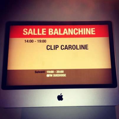 Caroline a un nouveau icon twitter & une nouvelle photo via fcb  !