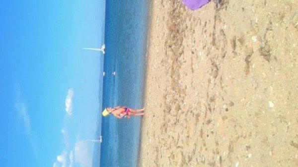 Le guerrier de la plage :3