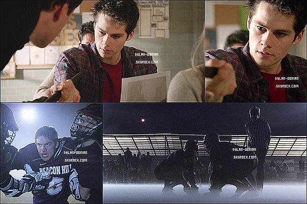 . Découvrez 4 stills de l'épisode 5 de la saison 6 de Teen Wolf, dont le nom est « I.E.D. »  .