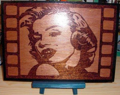 Marilyne Monroe en cadeau