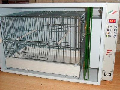 Cage de séchage
