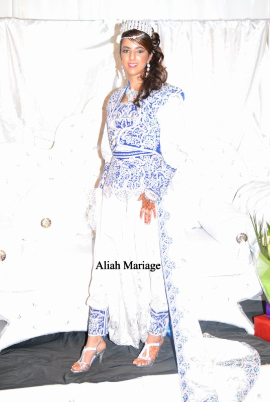 karakou a traine haute couture 2013