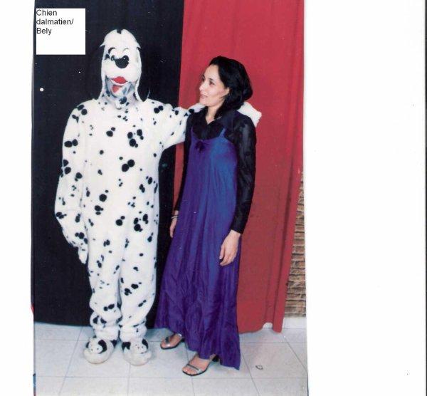 Les Mascottes de khalid le magicien
