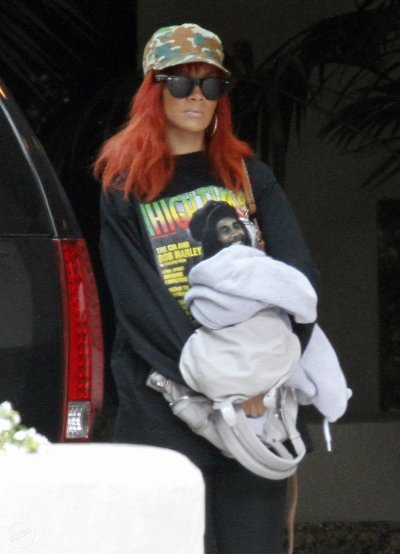 Rihanna a Los Angeles