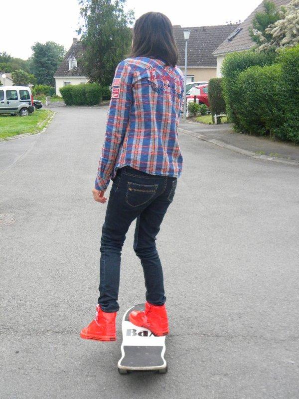 Le Skate ♥.