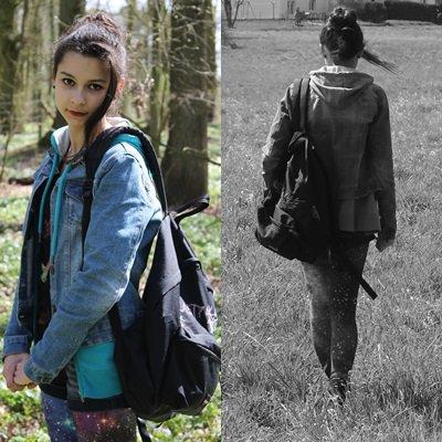 Natalia, 14 ans, vit dans un monde de merde.
