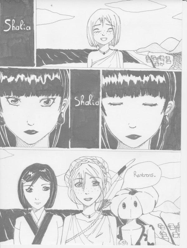 Manga: Page 1