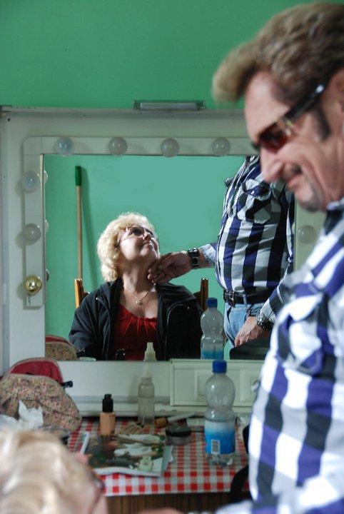 reportage de rtl.tvi sur le film de marbie star avec johnny cadillac ....cliquez sur le lien ...