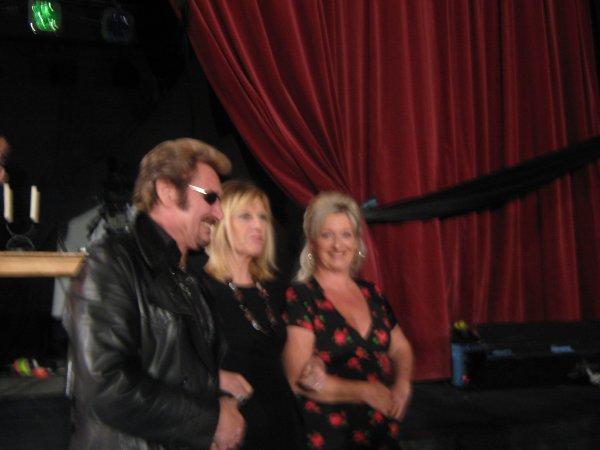 avant les fêtes de wallonie...........tournage avec Chantal Ladsous et Marbie .....super....
