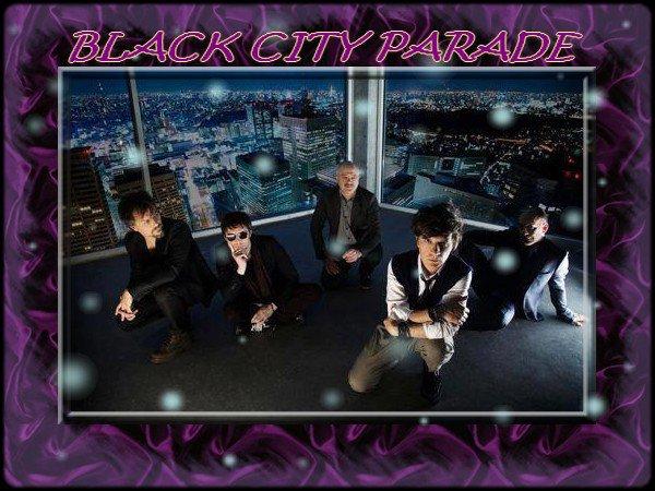 BLACK CITY PARADE....GO !
