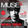 "NICOLA en couverture de ""Muse & Out"""