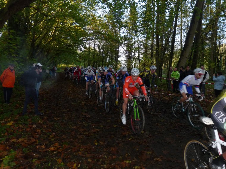 CYCLO CROSS DE DENAIN .