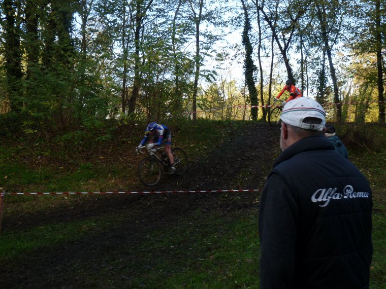 SUITE PHOTOS CYCLO CROSS DE DENAIN .