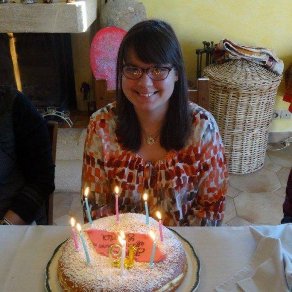 Elena-Elisabeta  fête aujourd'hui ses 21 ans, pense à lui offrir un cadeau.Hier à 07:37