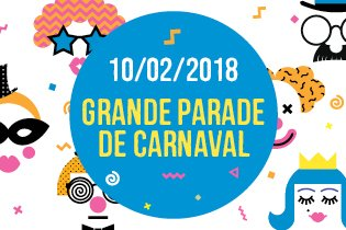 Chatelineau Shopping Cora - Carnaval