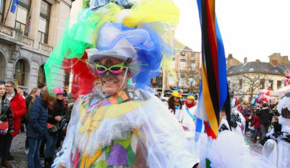 Carnaval de Charleroi 2018