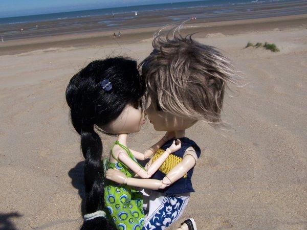 Journée à la mer