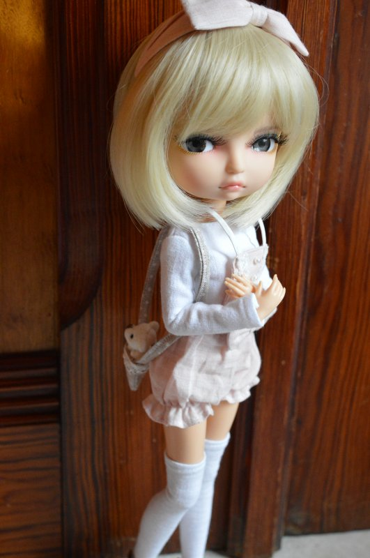 Lila Doll Macaron ^^