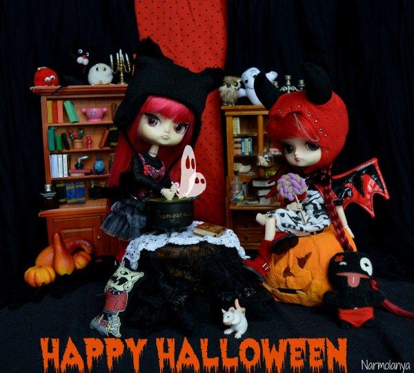Happy Halloween! (Z&Z)
