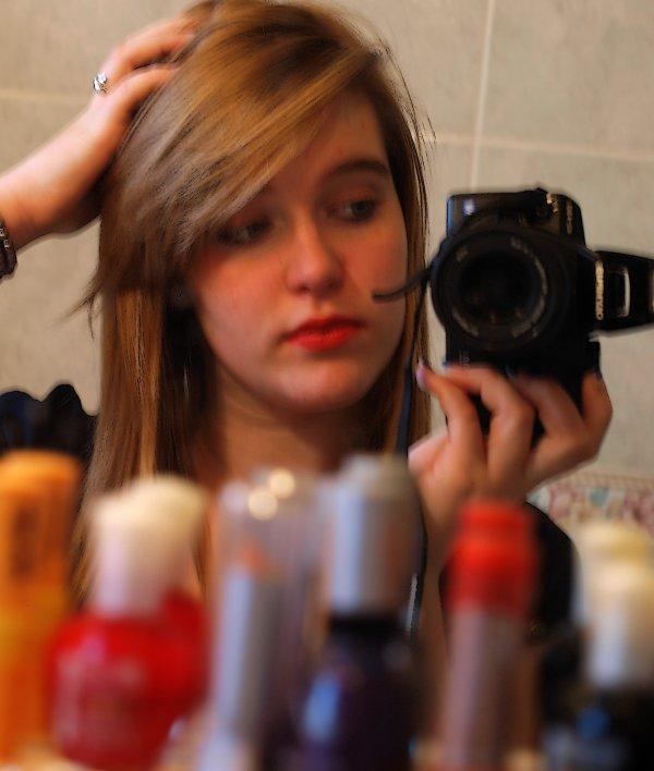 Ton visage est un endroit qui a bouleverser ma vie ! ♥