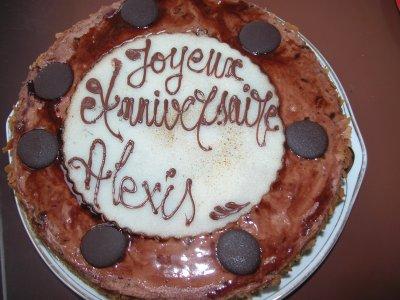 2 ans d'Alexis