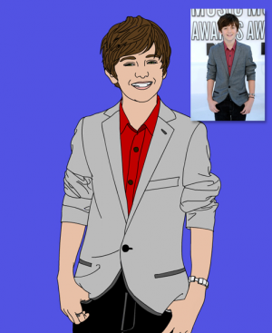 Le 21 mars 2011. Greyson , coloriage , nouveau single , concert ... LA TOTALE !