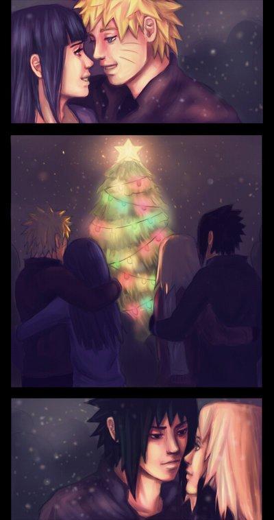 Chapitre 16 . Cher Papa Noël...