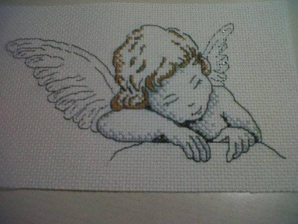 un bel ange....