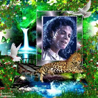 HOMMAGE  A  MJ    LE  25  JUIN  2014