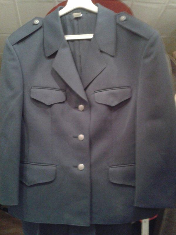 tenue armée de l'air suisse