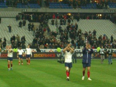 France/Ecosse tournois des VI Nations